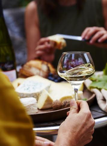 Pique-nique - Vin d'Alsace