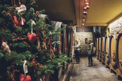 Cave de Noël - Alsace