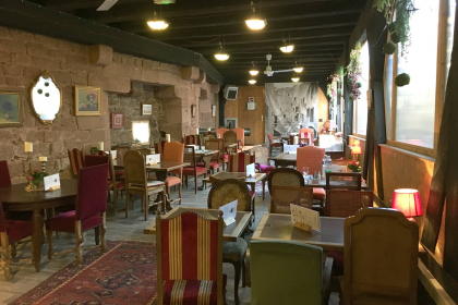 La Taverne du Haut-Koenigsbourg