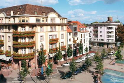 Best Western Grand Hotel Bristol, Colmar, Alsace / www.grand-hotel-bristol.com