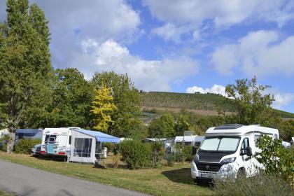 Camping Le Médiéval de Turckheim