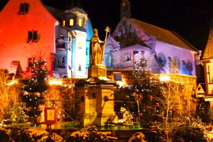 Office de Tourisme du Pays d'Eguisheim et de Rouffach