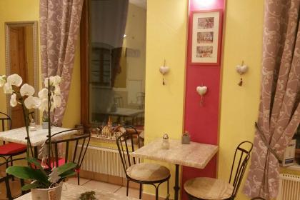 Salon de thé Clémentine, Rouffach, Pays de Rouffach, Vignobles et Châteaux, Haut-Rhin, Alsace