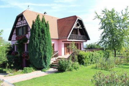 Meublé Le Katzengarten, Gueberschwihr, Pays de Rouffach, Vignobles et Châteaux, Haut-Rhin, Alsace