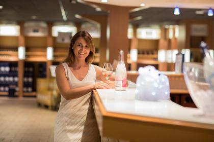 Cave vinicole Bestheim, Westhalten, Canton de Rouffach, Haut-Rhin, Alsace