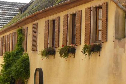 Vins Eric Lichtlé, Gueberschwihr, Canton de Rouffach, Haut-Rhin, Alsace